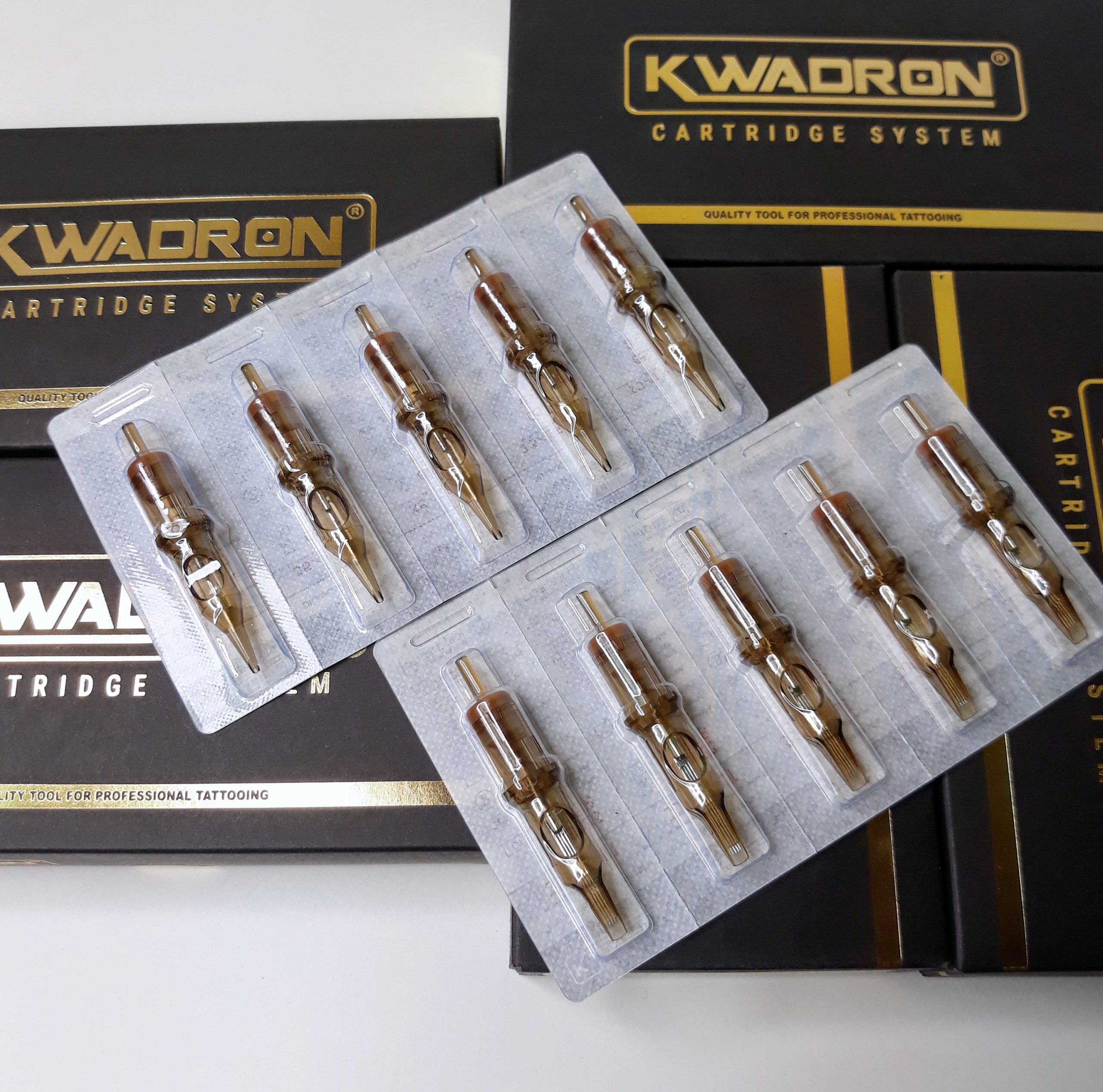 Картриджи Kwadron